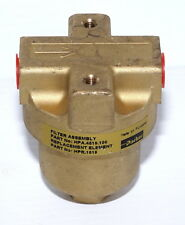 Parker HPA4619100 Hydraulic Filter Housing