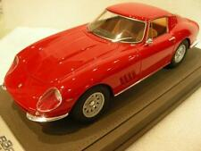 Ferrari 275 GTB RED 1965 1/18 limited edition BBR1805 BBR Models Made in Italy