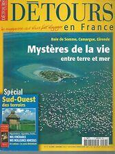 DETOURS EN FRANCE 77. BAIE DE SOMME, CAMARGUE, GIRONDE, SUD-OUEST...ES8