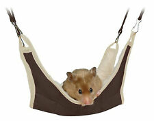 Trixie Hammock For Small Animals Mice/Hamsters 18x18cm Easy To Hang