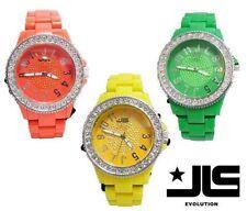 Quartz (Battery) Plastic Band Teen Wristwatches
