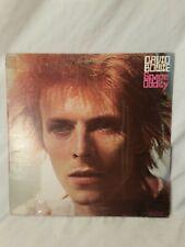 David Bowie - Space Oddity VG++ 1972 Press Vinyl LP
