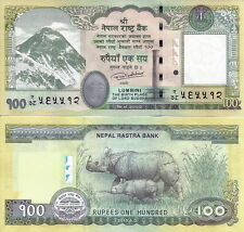 NEPAL - 100 rupees 2016 Everest FDS - UNC