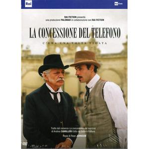 Concessione Del Telefono (La)  [Dvd Nuovo]