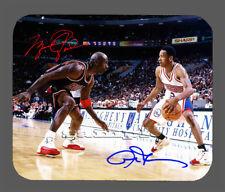 Item#5831 Allen Iverson Jordan 76ers Facsimile Autographed Mouse Pad
