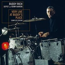 Buddy Rich / Kenny B - Very Live At Buddy's Place: Complete Edition [New CD]