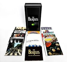 New album Music The Beatles Stereo Remastered 16 CD Box Fine Set Black Sealed