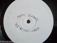 """HAPPY HI-HATS - YES WE CAN STAND IT 12"""" RECORD / VINYL - SHISH 001"""