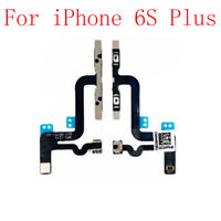 Power Mute Volume Button Switch Connector Flex Ribbon Cable For iPhone 6S Plus
