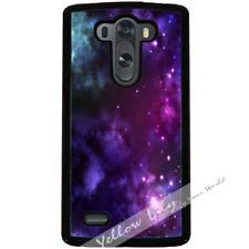 LG G3 Case Phone Cover Purple Galaxy Y01027