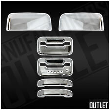 2004-2008 Ford F-150 Extended/Regular Cab 2dr Door Handles Mirror Cover Trim