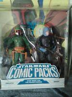 Star Wars Comic Pack Fenn Sysha And Dengar