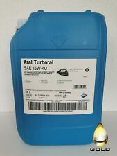 Aral Turboral 15w-40 1 X 20 Ltr.