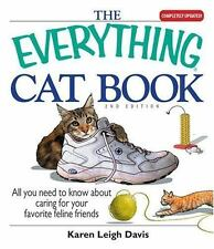 The Everything Cat Book Davis, Karen Leigh Paperback