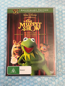 The Muppet Show: Season One (Special Collectors Edition) 4-Disc Set DVD