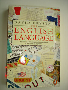 The English Language - A guides tour of the language by the presenter of BBC