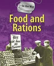 Food and Rations (In The War), New, Peter Hicks Book