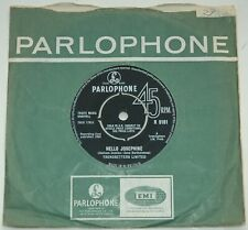 TRENDSETTERS LIMITED - HELLO JOSEPHINE b/w MOVE ON OVER, 1964, RARE KING CRIMSON