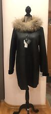 New with tag, Intuition (Paris) Sheepskin Reversible Woman's Coat Size 42, US 12