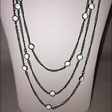 "PREMIER DESIGNS - CITY LIGHTS 60"" NECKLACE - N179"