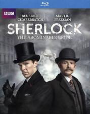BLU-RAY Sherlock: The Abominable Bride (Blu-Ray) NEW BBC