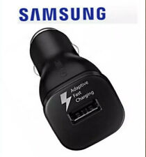 Genuine For Samsung Galaxy S10 S9 S8 S8 S7 S6 Edge Note 5/4 15W Fast Car Charger