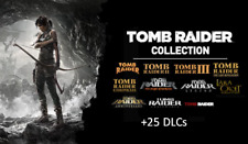 Tomb Raider 1-6 + TR Trilogy + TR 2013 + TR: GoL. 11 GAMES + 25 DLCs [PC, Steam]