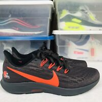 Nike Air Zoom Pegasus 36 Cleveland Browns Athletic Shoes Men's Size 9.5 New
