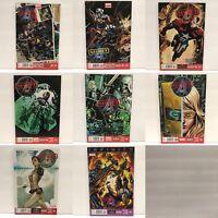 Secret Avengers (2013 Series) #1,2,3,5,6,8,9,10 Marvel Comics 8 Book Lot Fine