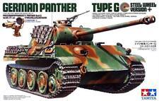 Tamiya 1/35 Panther Type G w/Steel Wheels 1:35 Scale #35174