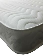 Shorty Double Three Quarter Cooltouch Cool Blue Memory Spring Mattress Single