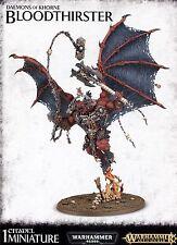 Daemons of Khorne Bloodthirster Warhammer 40k Chaos Age NEW