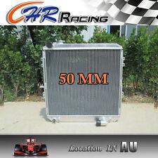 50MM Aluminum radiator for TOYOTA HILUX LN106 LN111 diesel 1988-1997 AT/MT