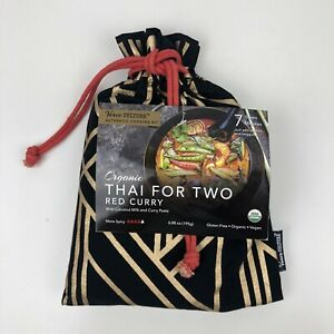Verve Culture Organic Thai For Two Red Curry Kit Gift