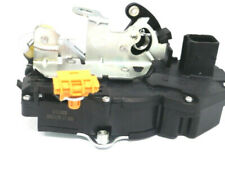 Rear Power Door Lock Actuator & Latch LH LR for Silverado Sierra Crew Cab Truck