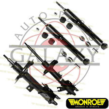 Monroe Brand New Front Shocks & Rear Shocks Pair For Nissan Murano 03-07