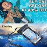 Waterproof Pouch Dry Bag Case Cover For iPhone X/Xs Max/6/7/8 Plus Samsung Phone
