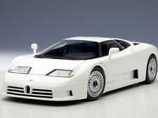 1:18 AutoArt -  Bugatti EB110 GT - White NEW IN BOX