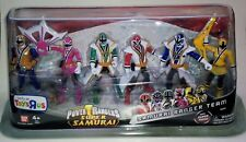 Power Rangers Super Samurai 6 Figure Action Pack - (Damaged Packaging) - 96526