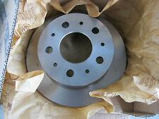 Genuine Fiat rear discs for Ducato 2002 to 2006 (also Boxer & Relay) 71740117