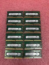 *TESTED* LOT OF 10 -  Hynix HMA851S6AFR6N-UH 4GB DDR4 2400 SODIMM RAM