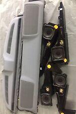 BMW E38 7er Dsp Lautsprecher Nachrüstsatz Heckrollo  Hutablage mit DSP Bj 1999