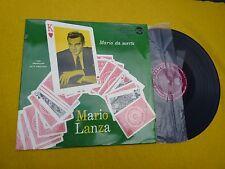 Mario Lanza Da suerte   (EX/EX++) Spain Ray Sinatra    LP ç