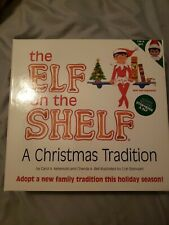 The Elf on the Shelf EOTGIRL A Christmas Tradition with Book