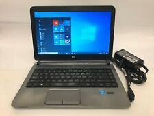 "New listing Hp ProBook 430 G2 13.3"" Notebook i5-4310U 8Gb 128Gb Ssd Webcam Windows 10 Pro"