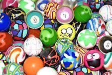 "2000 Bouncy Balls Premium Quality 27mm 1"" Vending Super Colorful RARE MIX!"