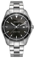New Rado HyperChrome Stainless Steel Black Dial Men's Watch R32502153