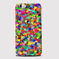 Jigsaw Colourful Phone Case Cover