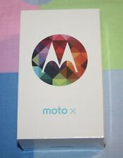 "BRAND NEW Motorola Moto X Black 16GB (AT&T) 4.7"" 1.7GHz Dual Core 4G LTE"