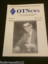 AMATEUR RADIO - RAOTA - OT NEWS #41 - AUTUMN 1996
